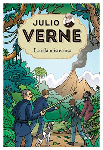 La isla misteriosa (INOLVIDABLES) por JULIO VERNE