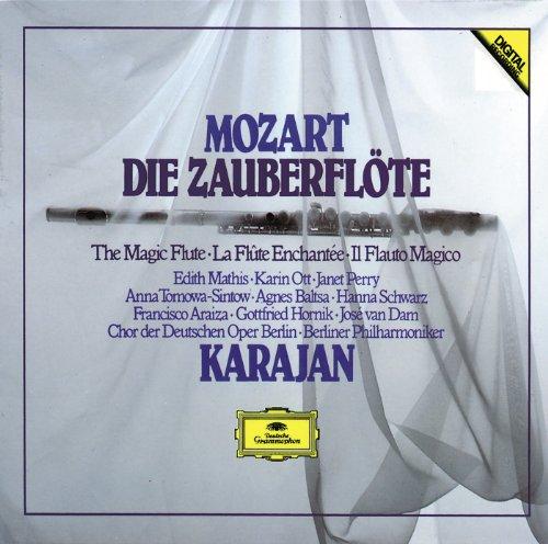 Mozart: Die Zauberflöte (3 Disk Set)