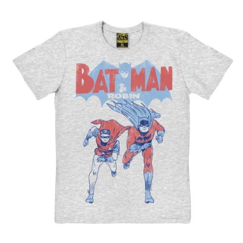 Batman T-Shirt - Comic T-Shirt - Robin Shirt -