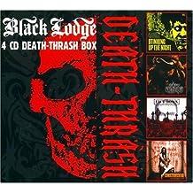 Black Lodge Death/Thrash 4cd Box