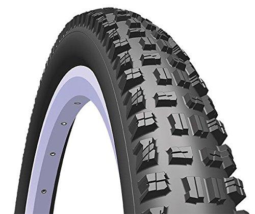 Rubena/MITAS Unisex Highlander X X Enduro Draht Bead Reifen x1, schwarz, Größe 26x 2,45 (Highlander Reifen)