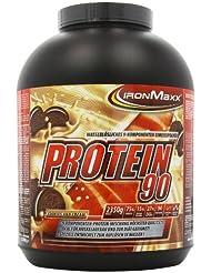 Ironmaxx Protein 90, Cookies und Cream, 1er Pack (1 x 2,35 kg)