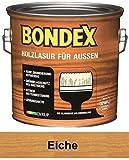 Bondex Holzlasur für Außen Eiche 4 L