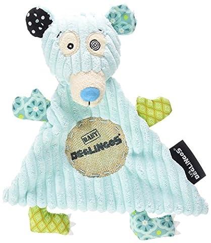 Deglingos Doudou - Les Deglingos Baby Peluche Illicos l'Ours