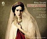 Titus et Berenice/Sonate Dramatique pour Violoncelle & Piano