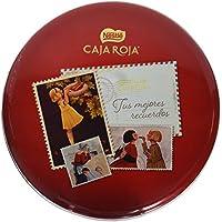 NESTLÉ CAJA ROJA Bombones de Chocolate - Lata 250g