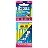 Piksters 0,60mm Taille 3Jaune Brosse interdentaire–