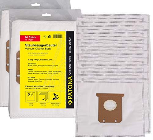 Electrolux Confezione 5 sacchetti 1 filtro motore ENERGICA ZS 201 202 206 ES17