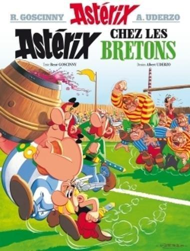 Astérix - Astérix chez les bretons - n°8 par René Goscinny
