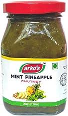 Arkos Mint Pineapple Chutney, 200g