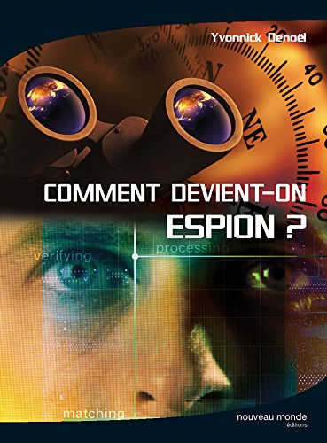 Comment devient-on espion? (PSY) par Nouveau Monde éditions
