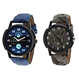 Relish Casual Wrist Watch Men's Combo - ...