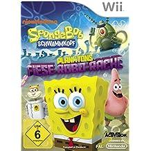 SpongeBob Schwammkopf - Planktons fiese Robobo-Rache - [Nintendo Wii]