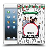 Head Case Designs Personalisierte Individuelle One Direction 1D Weihnachtskugel Weihnachten Gel Hülle Für Apple iPad Mini 1/2/3