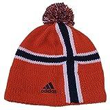 adidas Climawarm Norwegen Fan Beanie orange (OSFM - Herren)
