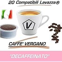 Capsule Compatibili Lavazza Espresso Point®, 20 Capsule Caffè Vergano Miscela