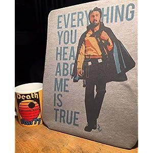 Alles, was Sie über mich gehört haben, ist wahres T-Shirt von Rev-Level