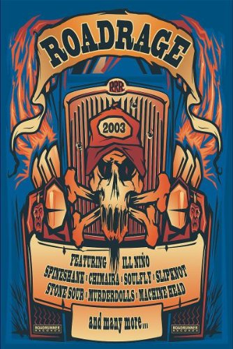 roadrage-2003-alemania-dvd