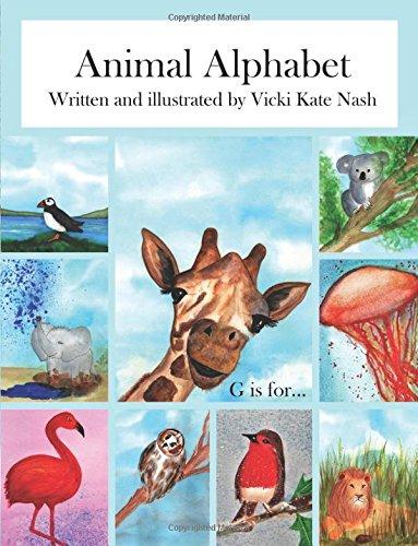 Animal Alphabet: Volume 1 (Animals)
