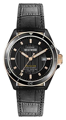 Vivienne Westwood VV181RSBK - Orologio da uomo