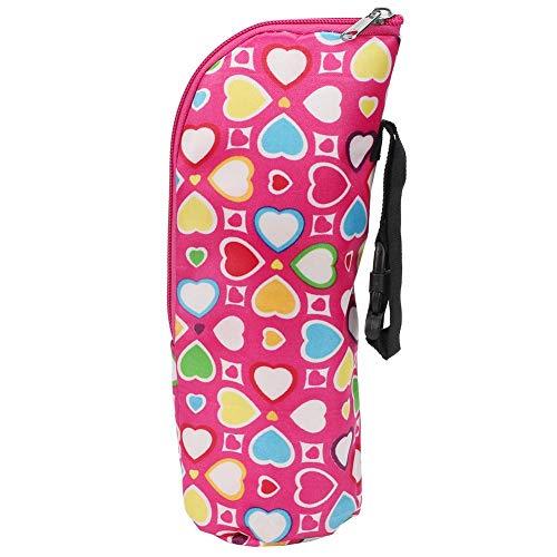 Tragbare Babyflasche Tragetaschen Stillen Füttern Milch Wasserflasche Isolierte Aufbewahrungstasche für Reisekinderwagen(#3) -
