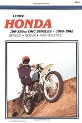 Honda 100-350cc Singles 4 Stroke, 1969-82 (M315)