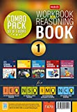 Class 1: Work Book and Reasoning Book Combo for NSO-IMO-IEO-NCO(Old Edition)
