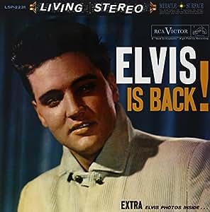 Elvis Is Back (180 Gram) [VINYL]