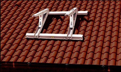 Dachkonsole Klimaanlage universal Halterung Konsole für Split Klimageräte, Inverter Wärmepumpen - Hergestellt in Italien -