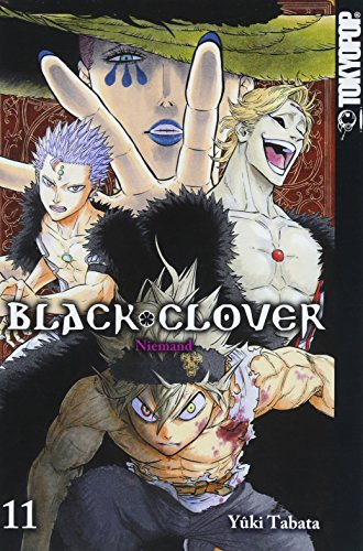 Black Clover 11 Clover Band