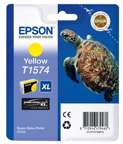 Preisvergleich Produktbild Epson T1574 Tintenpatrone Yellow