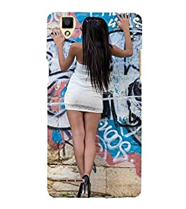 PrintVisa Designer Back Case Cover for Oppo F1 :: A35 (Painitings Watch Cute Fashion Laptop Bluetooth )