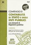 Compendio di contabilità di Stato e degli enti pubblici con elementi di ragioneria pubblica
