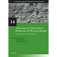Advances in Subsurface Pollution of Porous Media - Indicators, Processes and Modelling: IAH selected papers, volume 14 (IAH - Selected Papers on Hydrogeology)