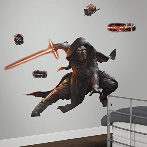 roommates-rmk3148gm-star-wars-ep-vii-kylo-ren-ps-giant-wall-decal-with-glow-in-the-dark-6153-wide-x-