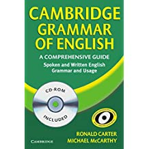 Cambridge Grammar of English: Paperback with CD-ROM