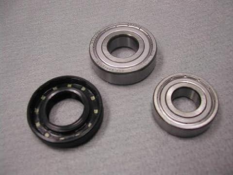 Kit de roulement: Ariston Indesit Ariston Indesit Machine à laver tambour Joint d'étanchéité véritable kit de roulement: A Été fabriqué avec 2différents types de Aquarium en plastique.