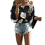 Best Home Fashion Sheers - VEMOW Tops for Women 2018 Spring Summer Ladies Review