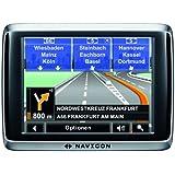 NAVIGON 2400 Navigationssystem (8,9 cm (3,5 Zoll), D/A/CH/LE Karten, TMC, E-Kompass-Fußgängernavigation im Hochformat, NAVIGON MyRoutes)