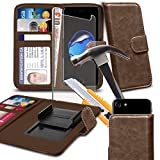 ( Brown 5 inch) case for Leagoo Z6 case cover pouch High