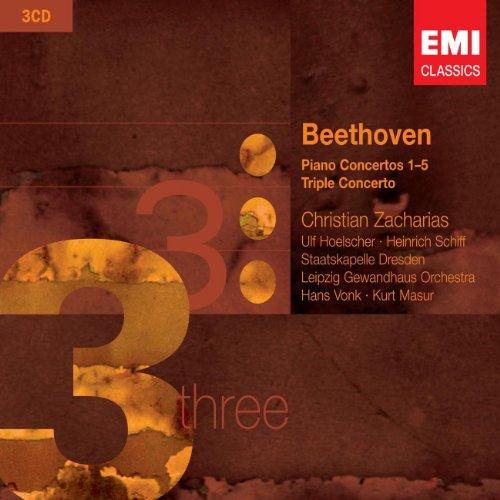 Piano Concertos 1-5 / Triple Concerto