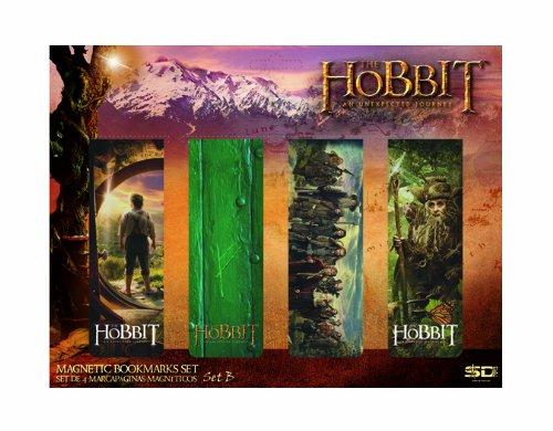 SD toys - The Hobbit, Set B Punto de Libro magnético (SDTHOBB2743)