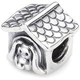 Pandora 790592EN27 - Bead da donna, argento sterling 925