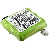 Batería de repuesto para Binatone E3300 Quad de níquel-metal hidruro 3,6 V 300 mAh - t427, 30AAAM3BMX