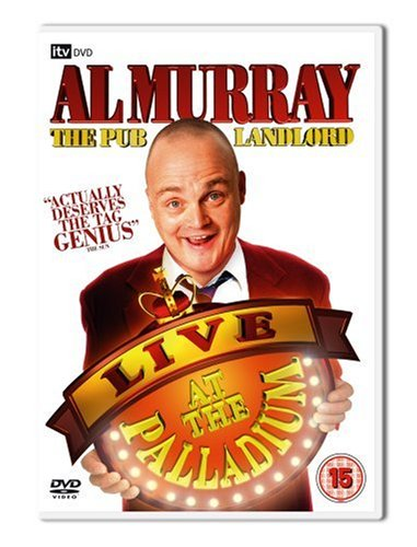 Al Murray   The Pub Landlord - Live At The Palladium  2007   DVD
