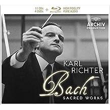 Bach-Sacred Works (Ltd. Edt.)