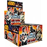 Star Wars - Force Attax, display de 24 sobres (Topps 4320)