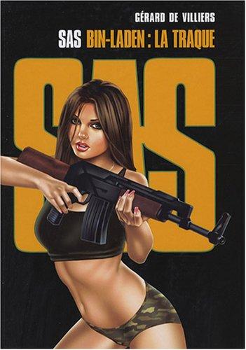 SAS, Tome 4 : Bin Laden : la traque