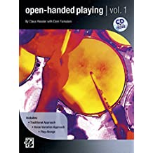 Open-Handed Playing, Vol 1 (Book & CD) by Hessler, Claus, Famularo, Dom (2008) Paperback