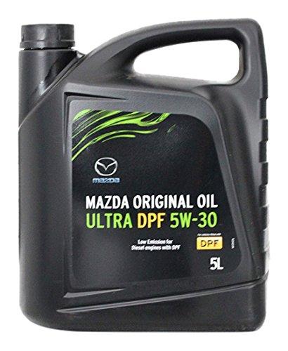Genuine Mazda DPF motore Oil. Litres. adatto per Mazda 5 motori Diesel.